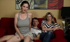 Molly jane in fucking my step-dad infront of mama