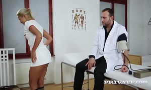 Nikky thorne and cherry kiss, fucked right into an asshole nurses...