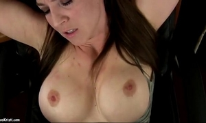 Drunk mama copulates large dong son with taboo milf kristi