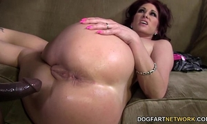 Tiffany mynx can't live without anal with large dark ramrod