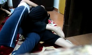 Indian glamorous couples very sexy homemade hd sex tape