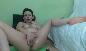 Franchezka large masturbation toy sex and stripper