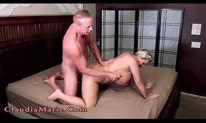 How to fuck a large tit slut