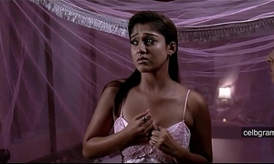Nayanthara sexy navel and pantoons compilation