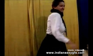 Horny sexy indian pornstar sweetheart as school housewife squeezing large love muffins and masturbating part1 - indiansex
