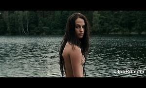Alicia vikander hawt scene