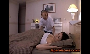 Miki sato and juvenile chap - sleeping (part two of 9)
