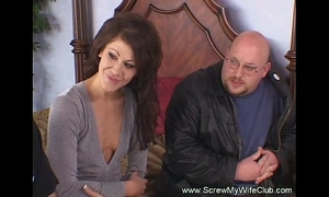 Mrs. candy desires stranger sex