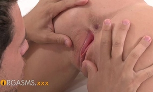 Orgasms peachy cum-hole real amatuer pair from spain and hungary private sex