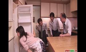 Chihiro kitagawa handles many schlongs out of fucking 'em