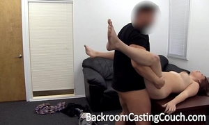 Curvy cheating wife next door anal casting