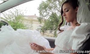 Gorgeous rejected bride amirah adara savors the strangers biggest dick