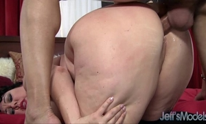 Hot bbw milf alexis couture pleases this guy's weenie