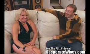 Wild wench white wife anal gang gangbang!