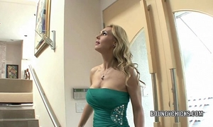 Mature doxy tanya tate bonks and takes the cum on her mounds