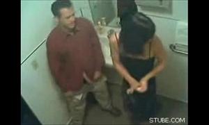 Toilet oral-stimulation dilettante hidden dilettante unseen