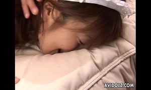 Kinky akane mochida nailed hard