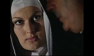 This nun has a indecent secret: she's a doxy!