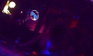 Busty lalin girl stripper rachel lapdance