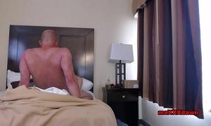 Sneaking in on mamma 2: hotel interrogation