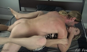 Son forces mommy to fuck him - fifi foxx and knob ninja