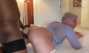 PAWG CINDERELLA sucks and fucks (let's out huge pussy fart at the end)