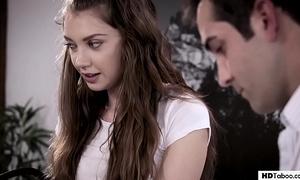 Virgin 18yo visits the doctor - pure taboo - elena koshka