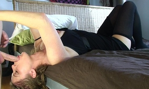 Stepsister unfathomable throats-erin electra, electrachrist