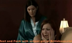 Mommy fuck me hard - older step mama seduces str8 juvenile lg lesbo daughter