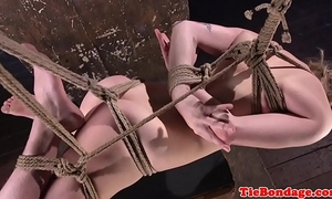 Sub gstring and hog bound for slit whipping
