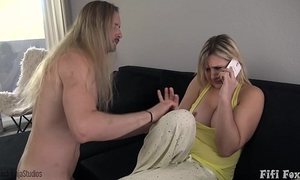Mom acquires screwed by sleepwalking son - fifi foxx & wang ninja