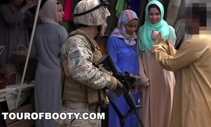 Tour of wazoo - operation muff run with soldiers in the centre east!