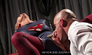 Wicked - lex copulates supergirl