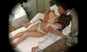 Fashion model massaged to agonorgasmos by health massager part two - dirtyasiantube.com