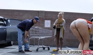 Digitalplayground - broke college two video 4 trisha parks and preston parker